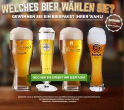 Bier Gewinnspiel