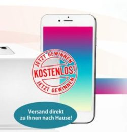 iPhone 8 Verlosung