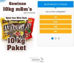 Süßigkeiten Gewinnspiel