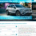 VW Tiguan Verlosung